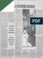 """Manuel F. Lorenzo, """"Ortega y la claridad asturiana"""", La Voz de Asturias, 9-4-1992."""