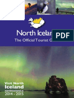 North Iceland - Official Tourist Guide 2014-2015