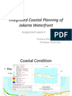Integrated Coastal Planning of Jakarta Waterfront