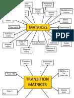 summary matrices