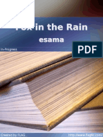Esama - Fox in the Rain