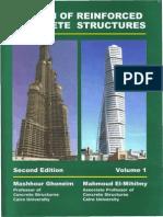 Design of Reinforced Concrete Structure - Volume 1 - DR Mashhour a Ghoneim