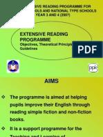Extensive Reading Modul
