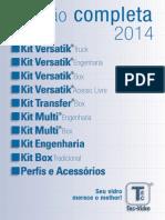 Solucao_completa-2014 - Box, Fechamento de Área