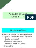 As Bodas de Cana