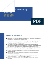 Branching Strategy