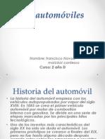 Los Automóviles Francisco y Maickol 2d