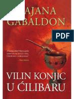 Vilin konjic u cilibaru - Dajana Gabaldon