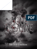 Acid Theatre - The Film Companion EPK Book