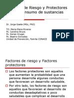 Factores de Riesgo Protectores CONACE