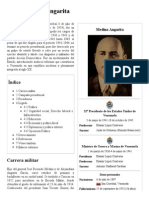 Isaías Medina Angarita - Biografia
