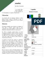 Lagunillas (Venezuela) - Reseña