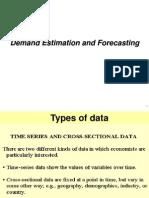 Demand Forecasting Information