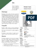 Municipio Guajira - Wikipedia, La Enciclopedia Libre