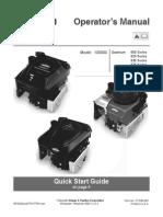 Briggs 121k02 Manual