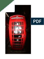 Cabine Telephonique