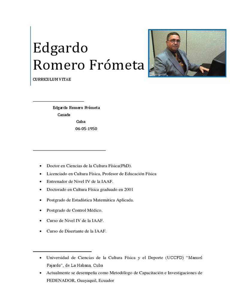 Curriculum Edgardo Web