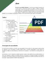 Pirámide de Maslow - Que Es