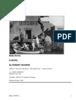 Bella DonnaA Novel by Hichens, Robert Smythe, 1864-1950