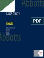 Abbotts Estate Agents Case Sudy - T2 Storage
