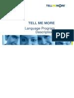 TellMeMore Tutors Manual
