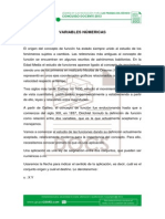 1. 1 a 20variables Númericas (1)