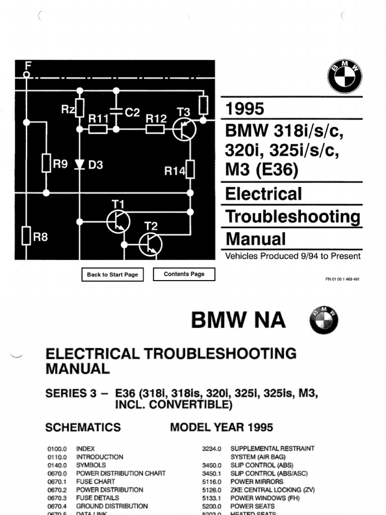 Bmw E36 323is Radio Wiring Diagram Books Of For 318i Rollover 27 Images