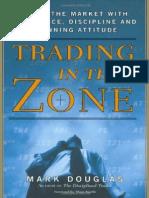 Trading in the Zone - Mark Douglas