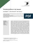 Trombocitopenia en El Neonato