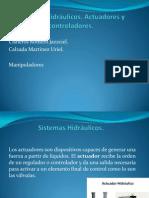 Sistemas Hidráulicos. actuadores.pptx