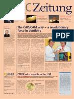Cerec Zeitung International Issue 04 2006-02