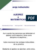Transparencias Ajedrez y Matematicas