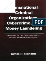Transnational Criminal Organizations, Cybercrime & Money Laundering (Law Enforcement Handbook)
