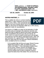 "CLEMENT L. CUCUECO, petitioner,  vs. COURT OF APPEALS, GOLDEN ""L"" FILMS INTERNATIONAL, ORLANDO LAPID, FRANCISCO LAPID, DIOSDADO LAPID, LEA PRODUCTIONS, INC., and EMILIA S. BLAS, respondents. G.R. No. 139278             October 25, 2004"