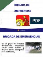 6.1 Presentacion Brigadas de Emergencia