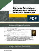 enlightenment and am revolution