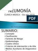 Unidad 4 - Neumonía