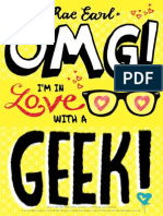 OMG! I'm in Love With a Geek by Rae Earl - Sample Chapter