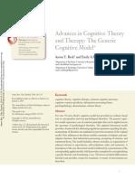 Generic Cog Model Article