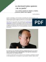 Entrevista al P. José María La Porte