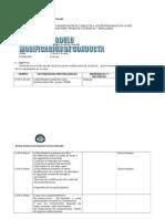 Capacitacion Sobre Modificacion de Conducta a Los Profesionales de La Red de Sapallanga