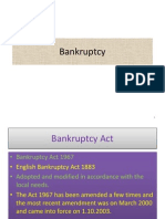 Bankruptcy Law (1)