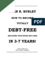 Debt Free - John Burley Articulo