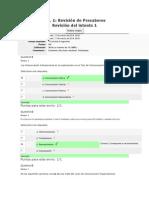 evaluaciones organizacional