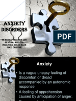 Anxiety and Anxiety Disorders1