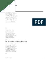 Der Struwwelpeteroder lustige Geschichten und drollige Bilder by Hoffmann, Heinrich, 1809-1894