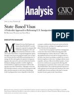 State-Based Visas