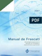 Manual Frascati Pt