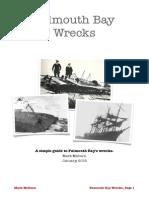 Falmouth Bay Wrecks