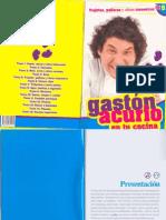 Gaston Acurio en Tu Cocina 05 - Frejoles Pallares y Otras Menestras